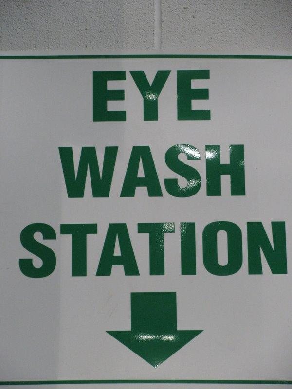 Промойте ваши глаза:)