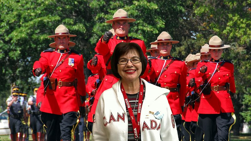 Darlene and RCMP