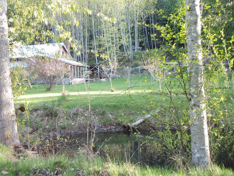 Gabriola house