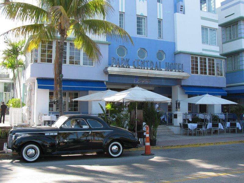 В Майами Бич