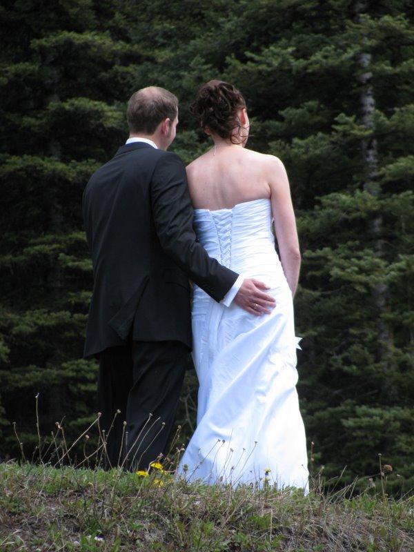 Канадская свадьба:)