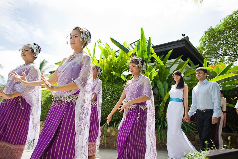 Свадьба в Таиланде