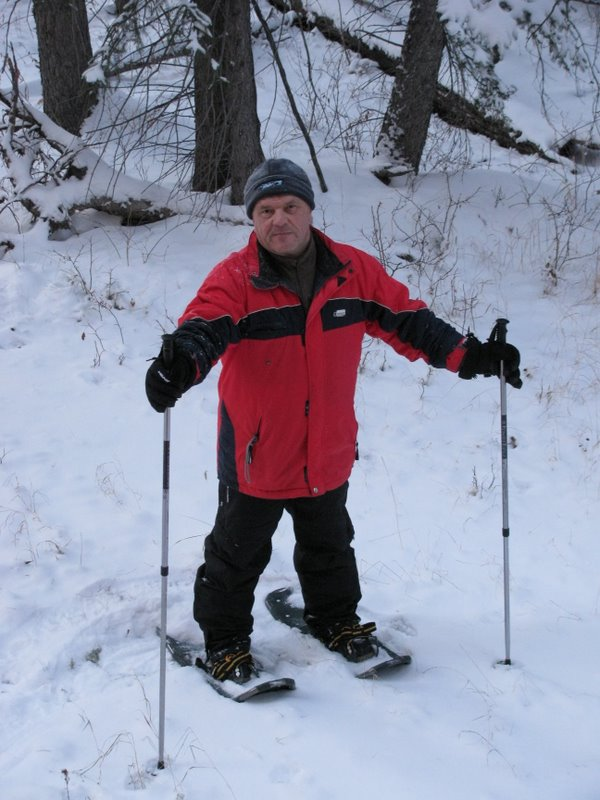 Зимний привет от Сережи:)