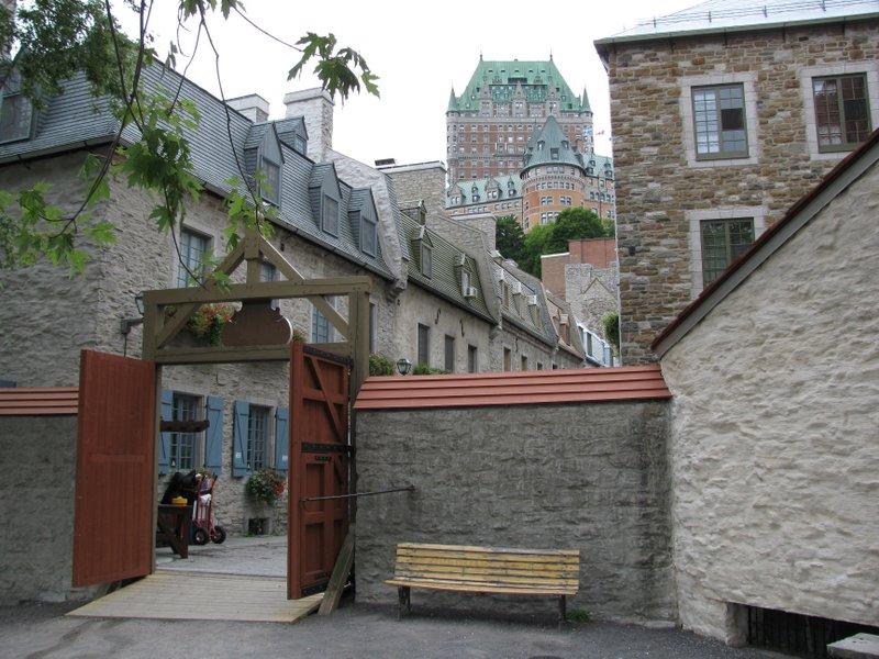 Ворота в нижнем городе