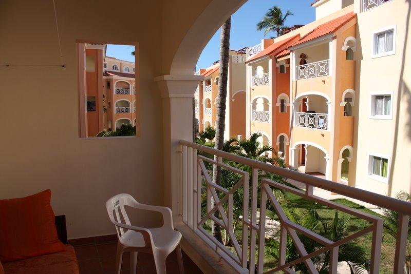 Виды  с нашего балкона