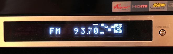 И сегодня, как всегда, слушал на тьюнере своё любимое радио :)