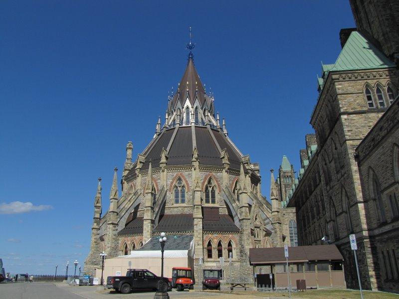 Парламент Хилл, Оттава