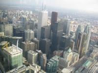 Взгляд на Торонто:)
