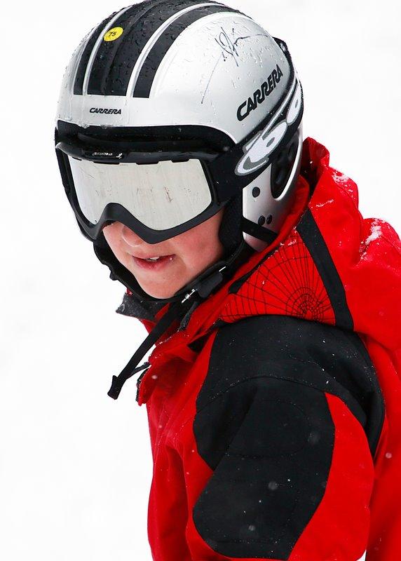 Дети и лыжи