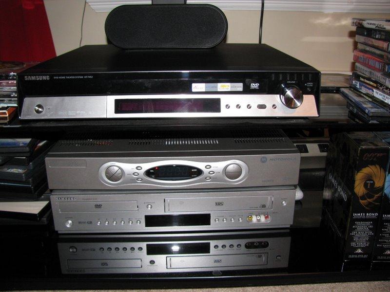 Оборудование для ловли кайфа от ТВ:)