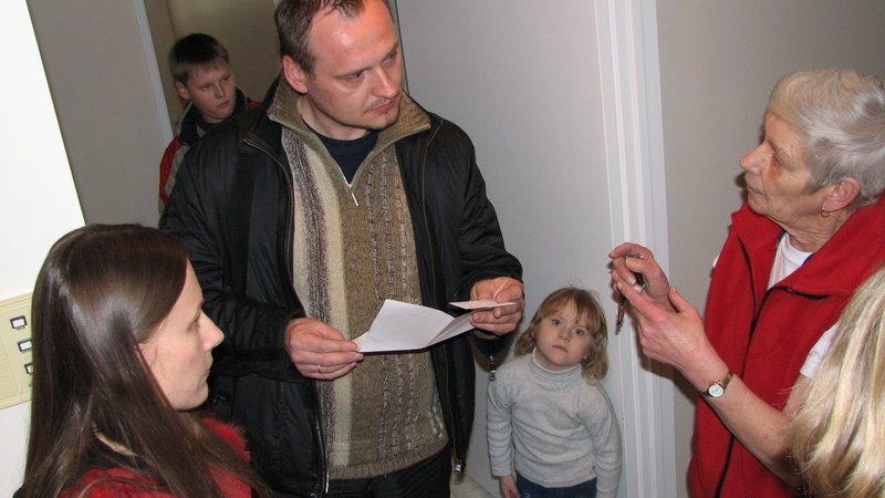 Беседа с лендлордом первого рентного жилья