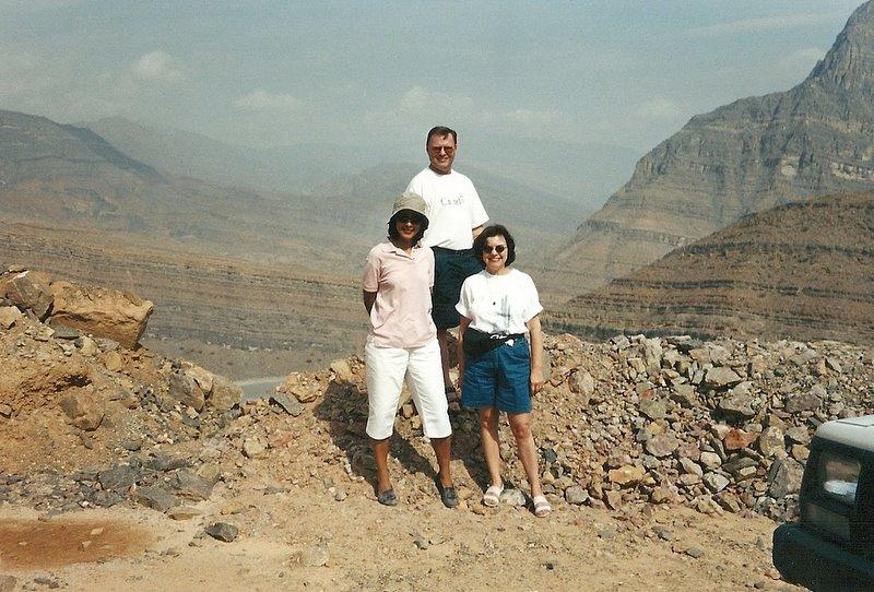 Don, Sheila and Darlene