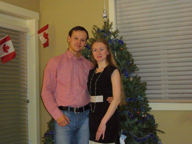 Максим и Катя