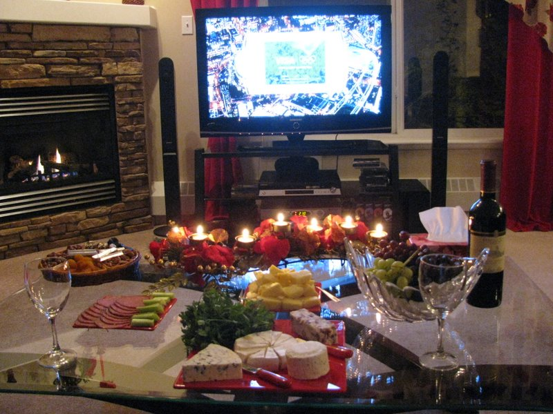 Vine and Cheese and Olympic games
