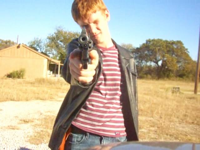 Рыжий стрелок:)