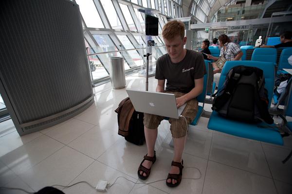 Рыжик работает везде, где есть интернет