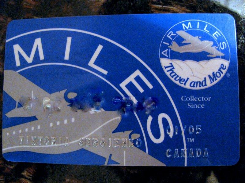 Членская карточка