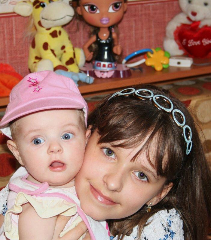 Оля-babysitter