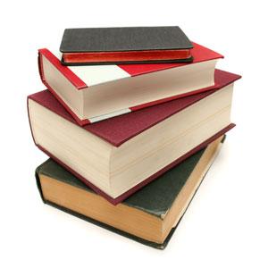 bookpiles