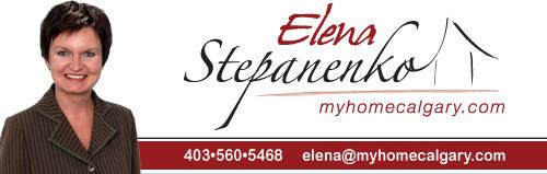 Elena Stepanenko - Calgary Russian Realtor