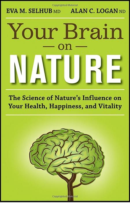 """Книга """"Ваши мозги на природе"""". Не обессудьте за """"тупой"""" перевод названия :) Доступна в книжных магазинах."""