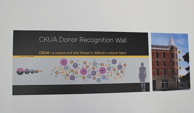 """CKUA - listener-supported radio"""