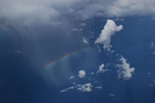 """Вот он - акт погоды! Вода, воздух - и солнечная энергия - все в одном """"миксере"""""""