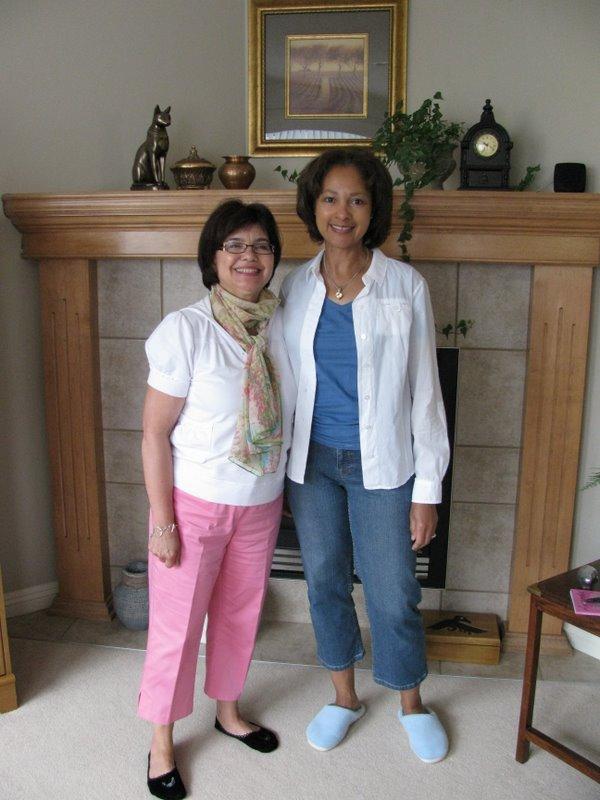 Darlene and Sheila