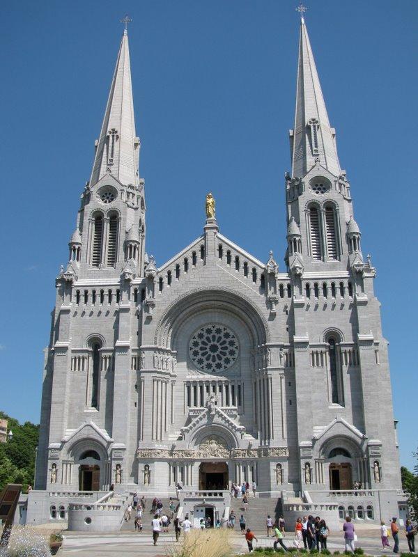 Basilica of Sainte-Anne-de-Beaupr?